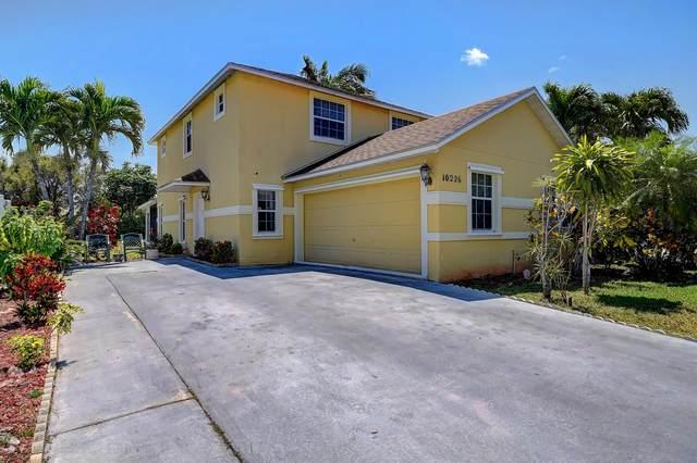 10226 Boynton Place Circle, Boynton Beach, FL 33437 (MLS #RX-10706966) :: Berkshire Hathaway HomeServices EWM Realty