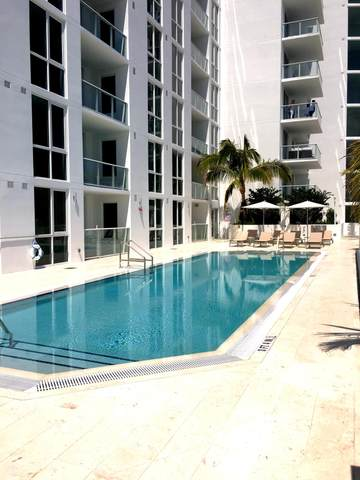 401 N Birch Road #512, Fort Lauderdale, FL 33304 (#RX-10706980) :: DO Homes Group