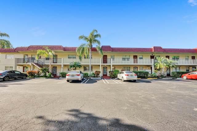 23 Abbey Lane #203, Delray Beach, FL 33446 (#RX-10706987) :: Real Treasure Coast