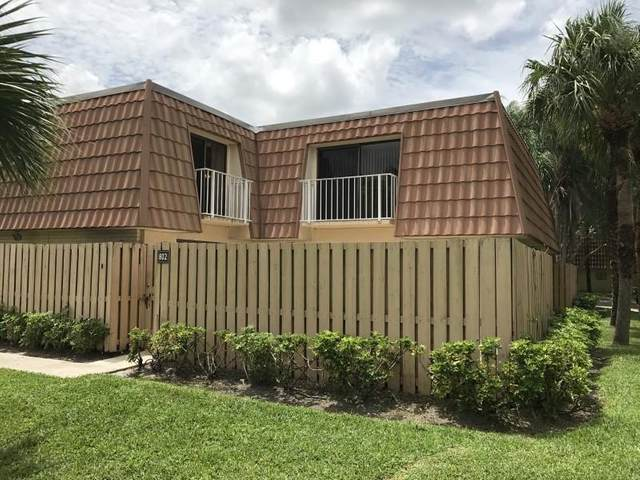 802 Blue Ridge Circle, West Palm Beach, FL 33409 (MLS #RX-10706988) :: Berkshire Hathaway HomeServices EWM Realty