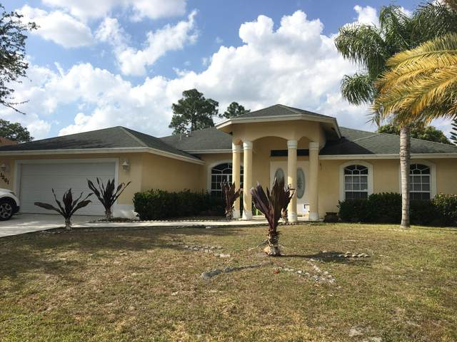 1261 SW Fountain Avenue, Port Saint Lucie, FL 34953 (#RX-10706990) :: The Power of 2 | Century 21 Tenace Realty