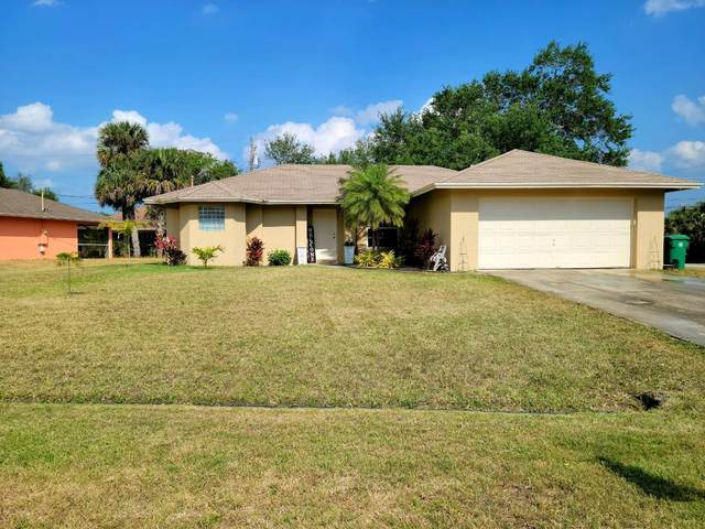 2595 SW Mcdonald Street, Port Saint Lucie, FL 34953 (#RX-10707025) :: Baron Real Estate