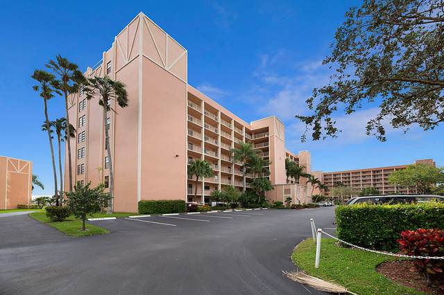 7310 Ashford Place #803, Delray Beach, FL 33446 (#RX-10707046) :: The Rizzuto Woodman Team