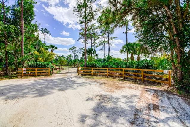 3447 185th Trail N, Loxahatchee, FL 33470 (MLS #RX-10707047) :: Berkshire Hathaway HomeServices EWM Realty