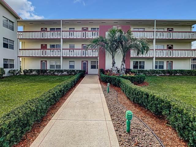 44 Preston B, Boca Raton, FL 33434 (MLS #RX-10707049) :: Lucido Global