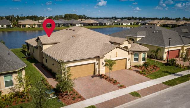 12837 SW Lake Fern Circle, Port Saint Lucie, FL 34987 (#RX-10707070) :: Baron Real Estate