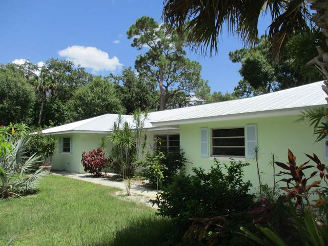 1201 Oak Avenue, Fort Pierce, FL 34982 (#RX-10707101) :: Baron Real Estate
