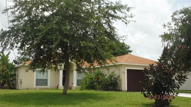 254 SW Voltair Terrace, Port Saint Lucie, FL 34953 (MLS #RX-10707111) :: Lucido Global