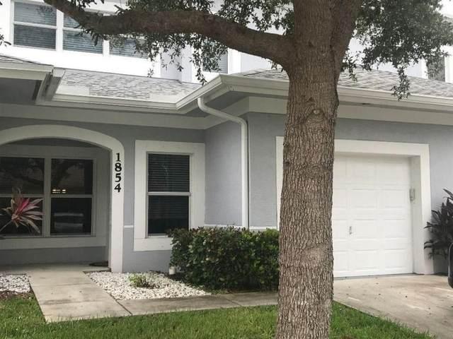 1854 E Sanderling Lane C1, Fort Pierce, FL 34982 (#RX-10707125) :: Baron Real Estate