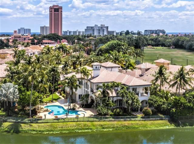 313 Mizner Lake Estates Drive, Boca Raton, FL 33432 (MLS #RX-10707128) :: The Jack Coden Group
