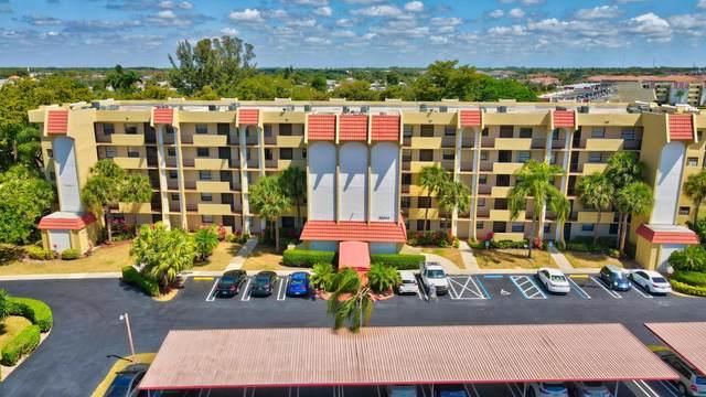 23344 Carolwood Lane #101, Boca Raton, FL 33428 (#RX-10707144) :: Signature International Real Estate