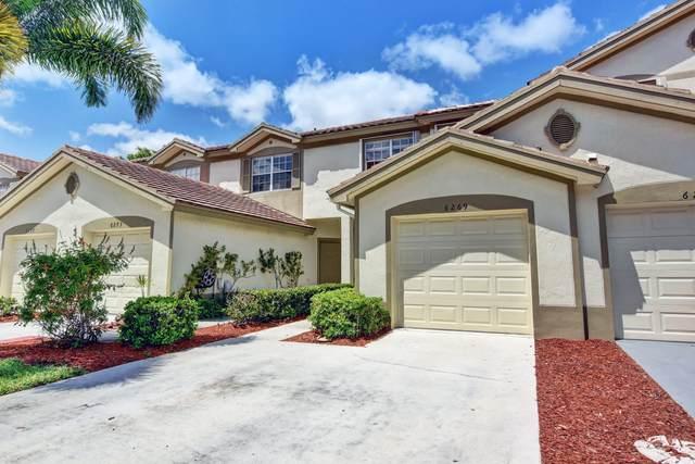 6269 Crescent Lake Way, Lake Worth, FL 33463 (MLS #RX-10707145) :: Berkshire Hathaway HomeServices EWM Realty