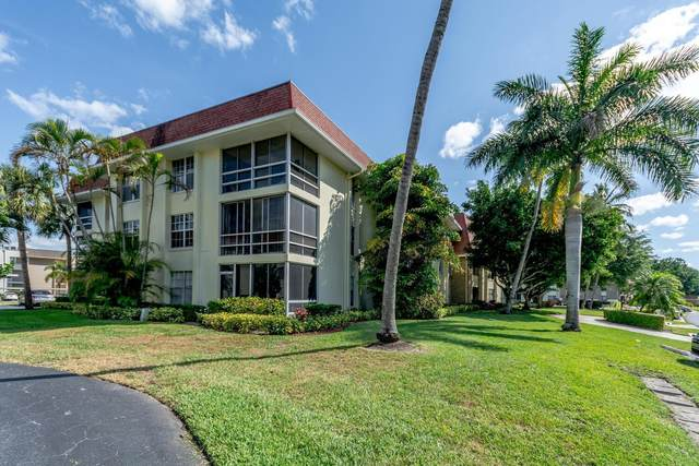 5520 Tamberlane Circle #311, Palm Beach Gardens, FL 33418 (#RX-10707159) :: The Reynolds Team | Compass
