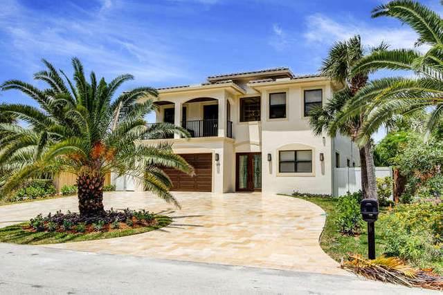 169 SE Wavecrest Way, Boca Raton, FL 33432 (#RX-10707171) :: Baron Real Estate