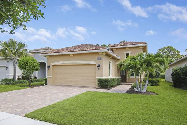 11045 SW Visconti Way, Port Saint Lucie, FL 34986 (MLS #RX-10707174) :: The Jack Coden Group