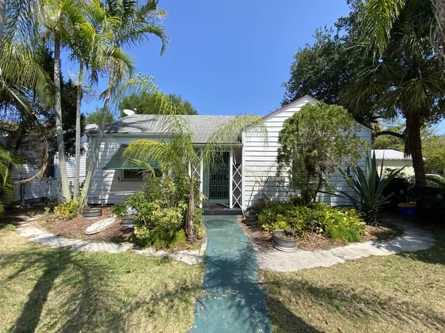 706 N Ocean Breeze, Lake Worth Beach, FL 33460 (MLS #RX-10707199) :: The Paiz Group