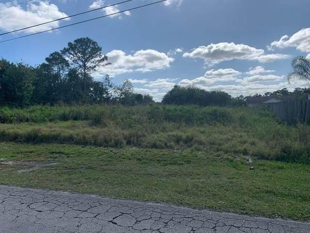 1274 SW Dalton Avenue, Port Saint Lucie, FL 34953 (#RX-10707221) :: Baron Real Estate