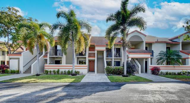 5581 Courtyard Drive, Margate, FL 33063 (#RX-10707248) :: DO Homes Group