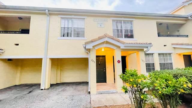 114 SW Peacock Boulevard 8-205, Port Saint Lucie, FL 34986 (#RX-10707249) :: Baron Real Estate