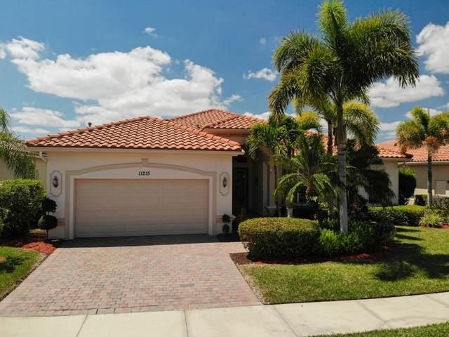11215 SW Apple Blossom Trail, Port Saint Lucie, FL 34987 (#RX-10707269) :: Baron Real Estate