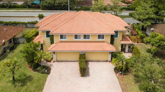 1036 Staghorn Street, Wellington, FL 33414 (MLS #RX-10707274) :: The Jack Coden Group