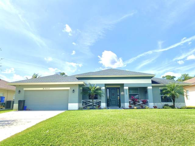 8565 SE Pinehaven Avenue, Hobe Sound, FL 33455 (#RX-10707284) :: Baron Real Estate