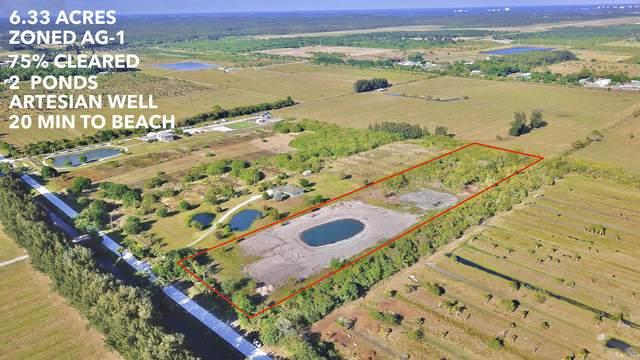 3000 Seminole Road, Fort Pierce, FL 34951 (#RX-10707290) :: Baron Real Estate