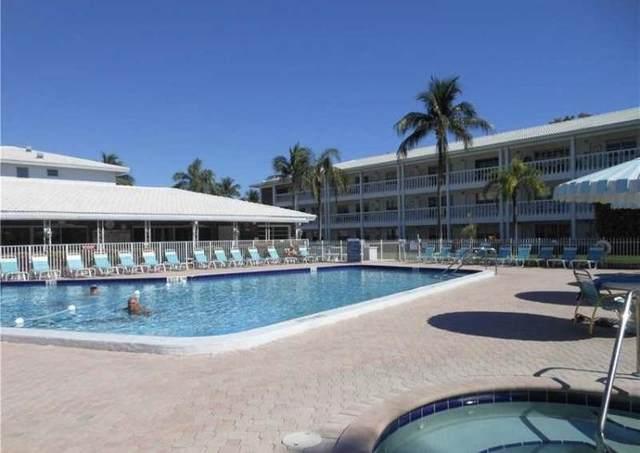 5203 NE 24th Terrace B112, Fort Lauderdale, FL 33308 (#RX-10707298) :: Real Treasure Coast