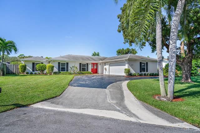 9717 Daffodil Circle S, Palm Beach Gardens, FL 33410 (MLS #RX-10707309) :: The Paiz Group