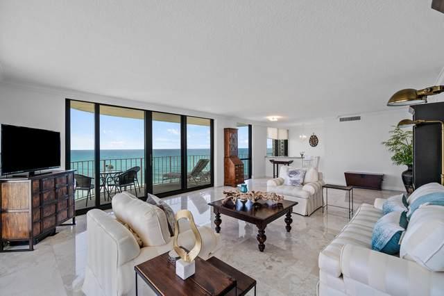 3360 S Ocean Boulevard 6 C I, Palm Beach, FL 33480 (#RX-10707336) :: DO Homes Group