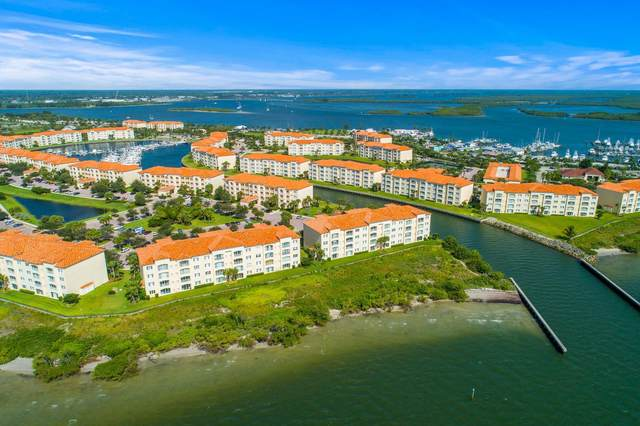 36 Harbour Isle Drive W #305, Fort Pierce, FL 34949 (#RX-10707337) :: Baron Real Estate