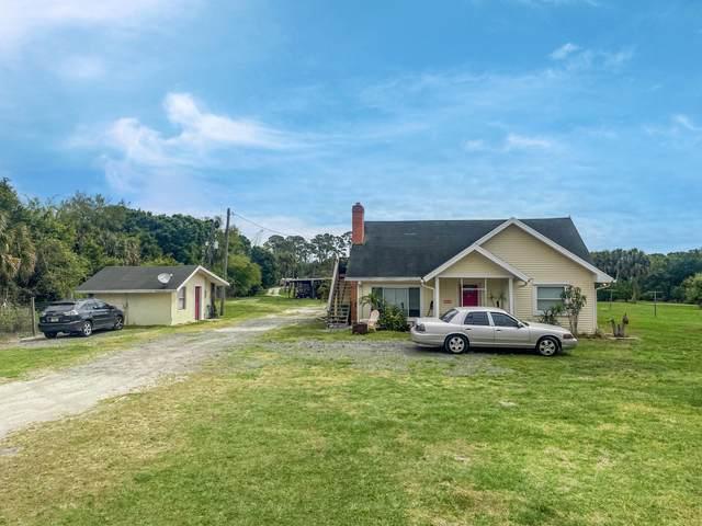 4006 Sunrise Boulevard, Fort Pierce, FL 34982 (#RX-10707374) :: Baron Real Estate