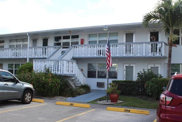 195 Berkshire J, West Palm Beach, FL 33417 (MLS #RX-10707387) :: Castelli Real Estate Services