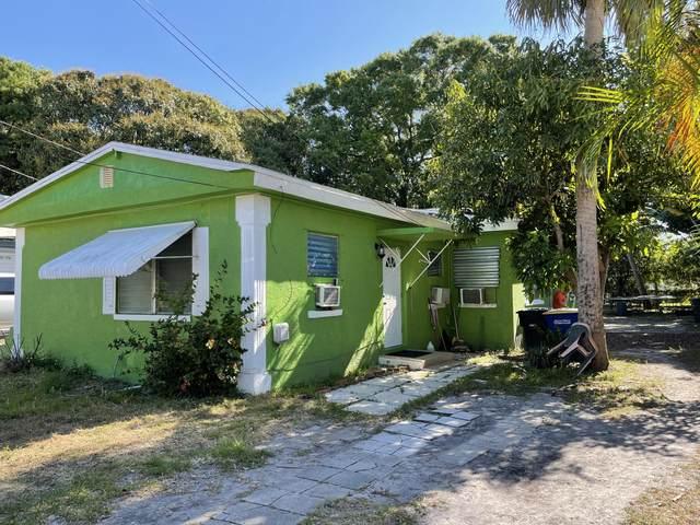 602 S 11th Street, Fort Pierce, FL 34950 (#RX-10707395) :: Baron Real Estate