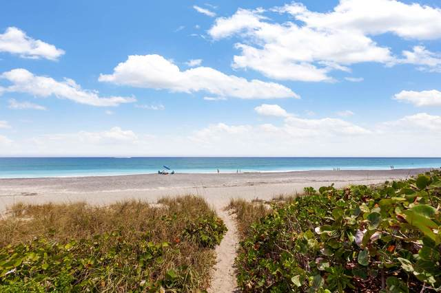 630 Ocean Drive #105, Juno Beach, FL 33408 (#RX-10707396) :: Heather Towe | Keller Williams Jupiter