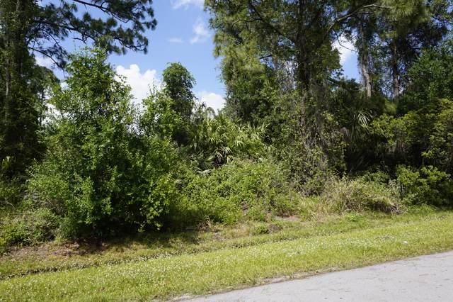2085 SW Kimberly Avenue, Port Saint Lucie, FL 34953 (MLS #RX-10707416) :: Berkshire Hathaway HomeServices EWM Realty