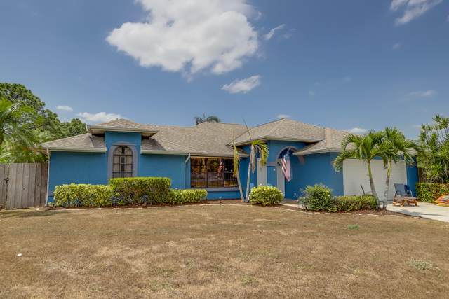 2182 SW Brisbane Street SW, Port Saint Lucie, FL 34953 (MLS #RX-10707428) :: The Jack Coden Group