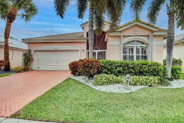 12608 Coral Lakes Drive, Boynton Beach, FL 33437 (#RX-10707434) :: Heather Towe | Keller Williams Jupiter