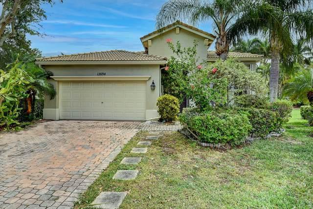 12694 Via Lucia, Boynton Beach, FL 33436 (#RX-10707438) :: DO Homes Group