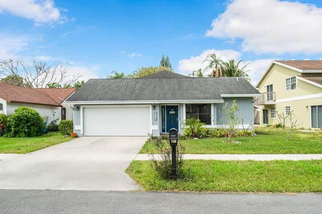 1768 Banyan Creek Circle N, Boynton Beach, FL 33436 (#RX-10707445) :: Heather Towe | Keller Williams Jupiter