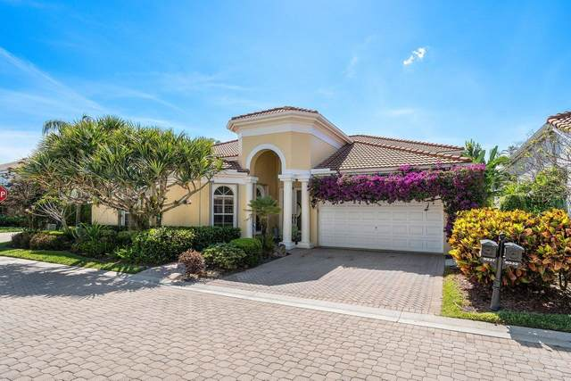 6537 Somerset Circle, Boca Raton, FL 33496 (#RX-10707467) :: Baron Real Estate