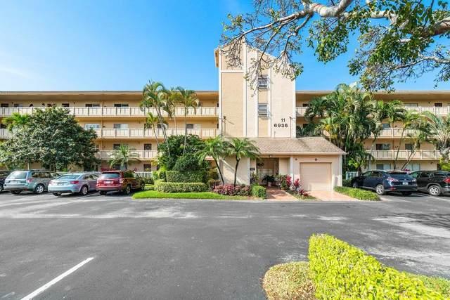 6936 Huntington Lane #104, Delray Beach, FL 33446 (#RX-10707480) :: Heather Towe | Keller Williams Jupiter