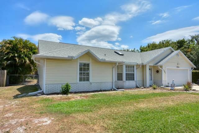 3981 SW Mccrory Street, Port Saint Lucie, FL 34953 (MLS #RX-10707481) :: The Paiz Group