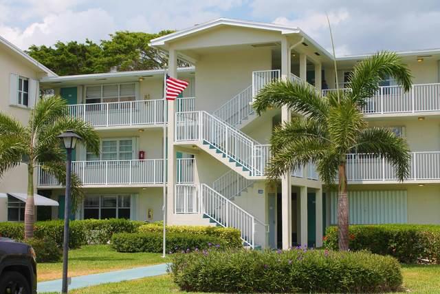 150 E Horizons #307, Boynton Beach, FL 33435 (#RX-10707484) :: Signature International Real Estate