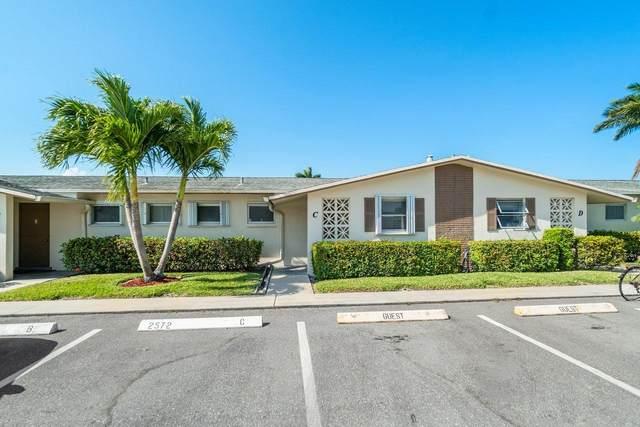 2572 Emory Drive E C, West Palm Beach, FL 33415 (#RX-10707491) :: Heather Towe | Keller Williams Jupiter