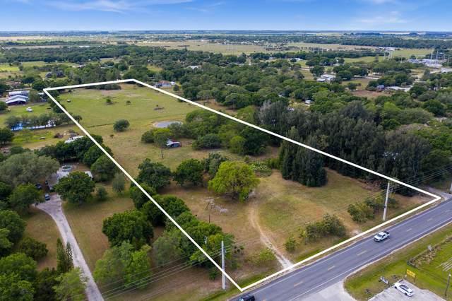 11721 Orange Avenue, Fort Pierce, FL 34945 (MLS #RX-10707493) :: The Jack Coden Group