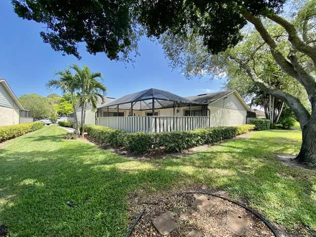 1561 Pheasant Walk B, Fort Pierce, FL 34950 (MLS #RX-10707497) :: The Jack Coden Group