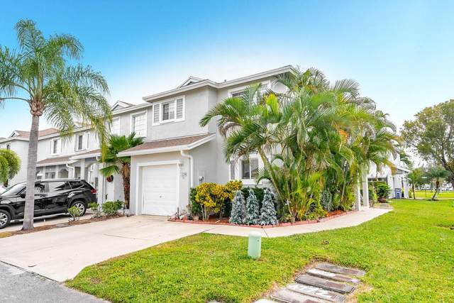 4790 SW 14th Street, Deerfield Beach, FL 33442 (MLS #RX-10707528) :: The Jack Coden Group