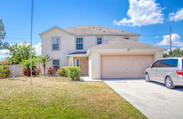 538 SE Chapman Avenue, Port Saint Lucie, FL 34984 (#RX-10707554) :: Real Treasure Coast