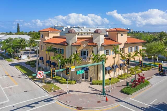 109 SE 5th Avenue, Delray Beach, FL 33483 (#RX-10707567) :: Posh Properties